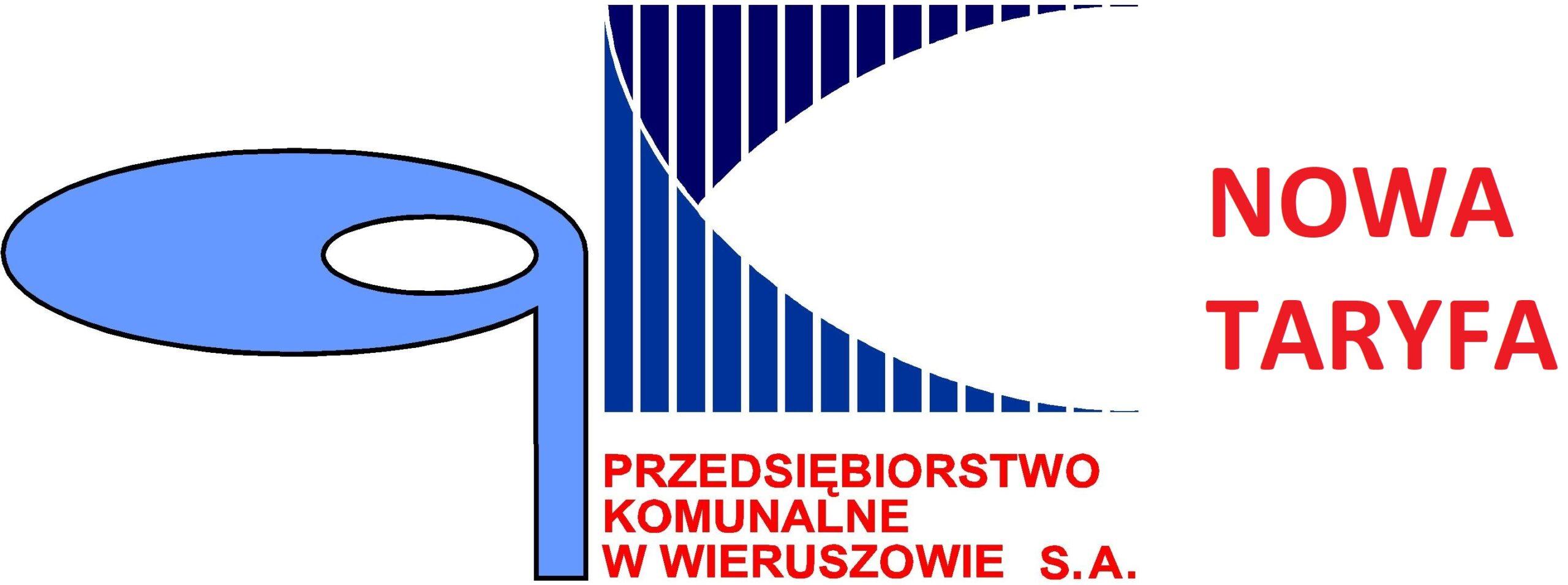 Ogłoszenie taryfy dla zbiorowego zaopatrzenia w wodę i zbiorowego odprowadzania ścieków na terenie Gminy Wieruszów od 22 września 2021 roku do 21 września 2024 roku